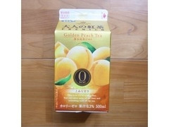 エルビー 大人の紅茶PREMIUM ゴールデンピーチティー パック500ml