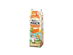 エルビー 味わいカルピス フルーツミックス パック1000ml