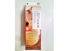 ファミリーマート FamilyMart collection 国産茶葉・抹茶入り玄米茶