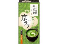 片岡物産 辻利 京ラテ 抹茶&ミルク 箱5本