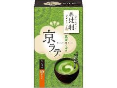 片岡物産 辻利 京ラテ 抹茶&ミルク 箱10本