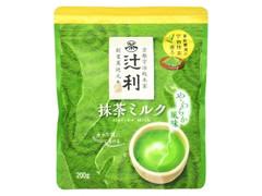辻利 抹茶ミルク やわらか風味 袋200g