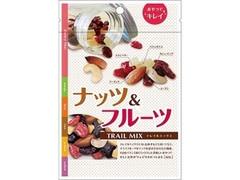 共立食品 ナッツ&フルーツ トレイルミックス 袋55g