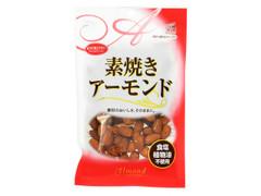 共立食品 素焼きアーモンド 袋80g