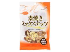共立食品 素焼きミックスナッツ 袋80g