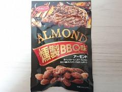 共立食品 アーモンド燻製BBQ味 袋45g