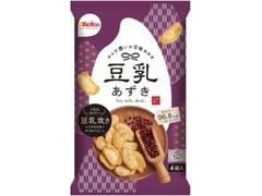 Befco 豆乳おかき あずき 袋20g×4