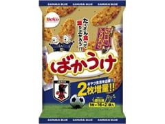 Befco ばかうけ ごま揚 サッカー日本代表パッケージ 袋18枚