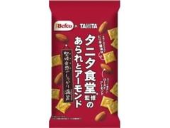 Befco タニタ食堂監修のあられとアーモンド 袋33g
