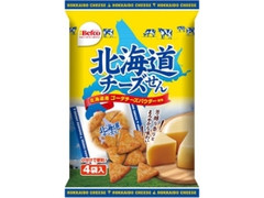 Befco 北海道チーズせん 袋18g×4