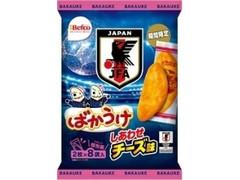 Befco ばかうけ チーズ味 サッカー日本代表ver. 袋2枚×8