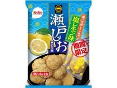 Befco 瀬戸の汐揚 塩レモン味 袋83g