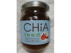 美蜂園 サクラ印ハチミツ チアシード&ライチ 瓶165g