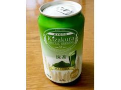 黄桜 抹茶発泡酒