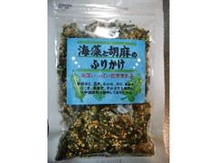 カドヤ 海藻と胡麻のふりかけ 袋55g