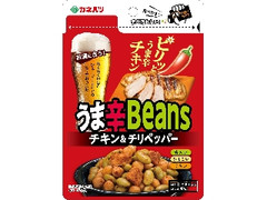 カネハツ うま辛Beans