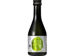 小西酒造 KONISHI 純米酒こくあがり