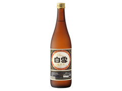 小西酒造 白雪 クラシックシラユキ 純米酒 瓶720ml