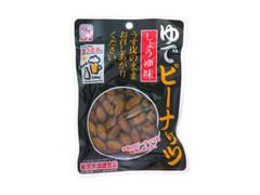 カモ井 ゆでピーナッツ しょうゆ味 袋140g