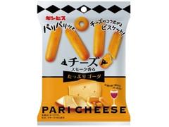 ギンビス パリチーズ スモーク香る たっぷりゴーダ 袋32g