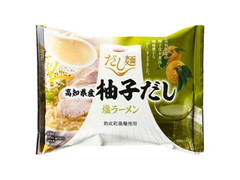 tabete だし麺 高知県産柚子だし 塩ラーメン 袋102g