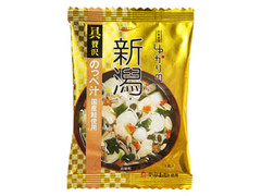 tabete ゆかりの 新潟 のっぺ汁 国産鮭使用 袋10.3g