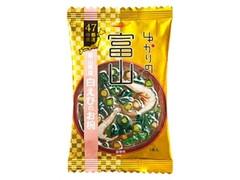tabete ゆかりの 富山 富山県産白えびのお椀 袋5.9g