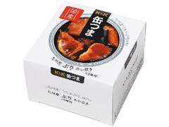 K&K 缶つま 九州産 ぶりあら炊き 缶150g