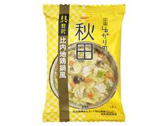 tabete ゆかりの 秋田 比内地鶏鍋風 袋16g