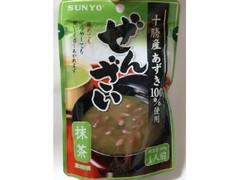サンヨー ぜんざい 抹茶 160g