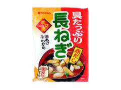 サンジルシ 恋女房 長ねぎ 赤だし 袋64.8g