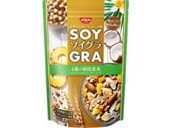 日清シスコ ソイグラ 4種の南国果実 袋160g