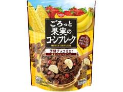 日清シスコ ごろっと果実のコーンフレーク 芳醇チョコ仕立て 袋200g