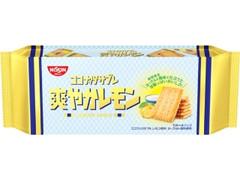 日清シスコ ココナッツサブレ 爽やかレモン 袋5枚×4