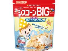 日清シスコ シスコーンBIG 塩バニラアイス味 袋190g