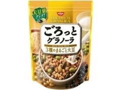 日清シスコ ごろっとグラノーラ 3種のまるごと大豆 袋400g