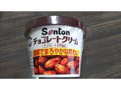 ソントン チョコレートクリーム カップ135g