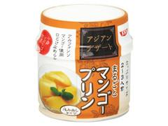SSK アジアンデザート まるごとマンゴープリン 缶240g