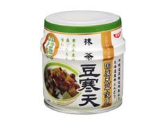 SSK こだわり素材 抹茶豆寒天 缶230g