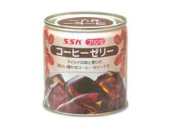 SSK プリンゼ コーヒーゼリー 缶205g