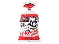 五木食品 うどん 生タイプ 粉末スープ付 加熱殺菌製法 3食入 袋630g