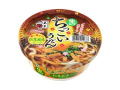 五木 ちっこいうどん 香り豊かな松茸風味スープ カップ110g