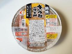 シマダヤ 鍋焼きつねうどん カップ247g