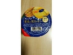 CGC たっぷり果実と果汁のゼリー 黄金パイン カップ230g