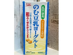 CGC のむ豆乳ヨーグルト パック1000ml