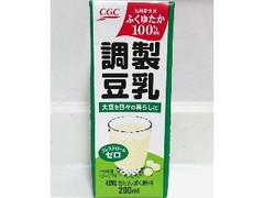 CGC 調製豆乳 パック200ml