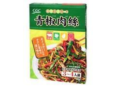 CGC 青椒肉絲 箱100g
