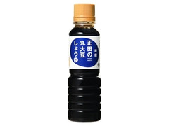 正田醤油 正田の丸大豆しょうゆ 特撰 ボトル100ml