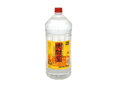 中国醸造 むぎこーん焼酎屋25度 ペット4000ml