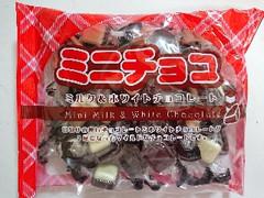 アッシュ ミニチョコ ミルク&ホワイトチョコレート 袋205g